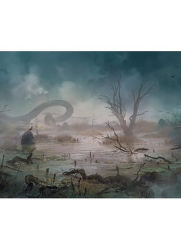 Legion Playmat - Swamps