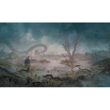 Legion Playmat - Swamps