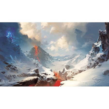 Legion Playmat - Mountains