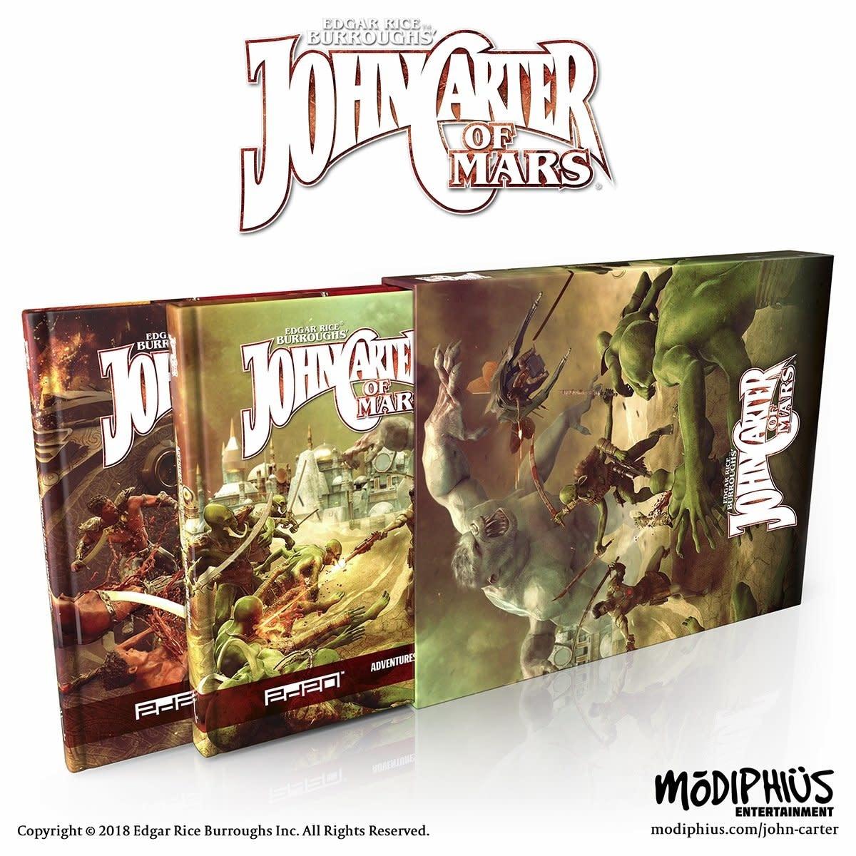 John Carter of Mars Collector's Slipcase 2 Books