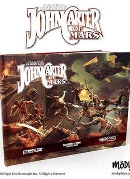 John Carter of Mars - Phantoms of Mars Campaign