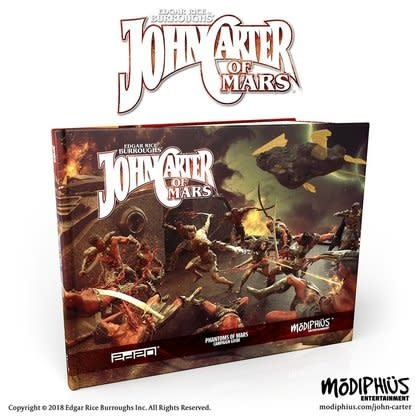John Carter of Mars - Phantoms of Mars Campaign