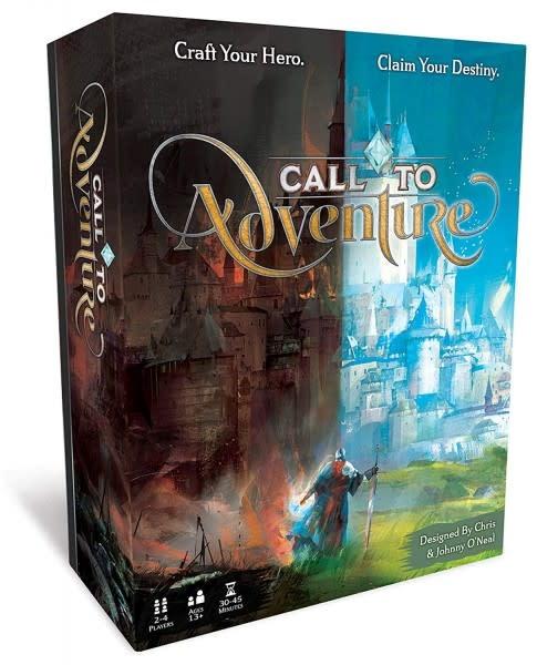 Call to Adventure (Sortie le 18 Mars)