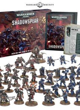 Warhammer 40k: Shadowspear (FR)