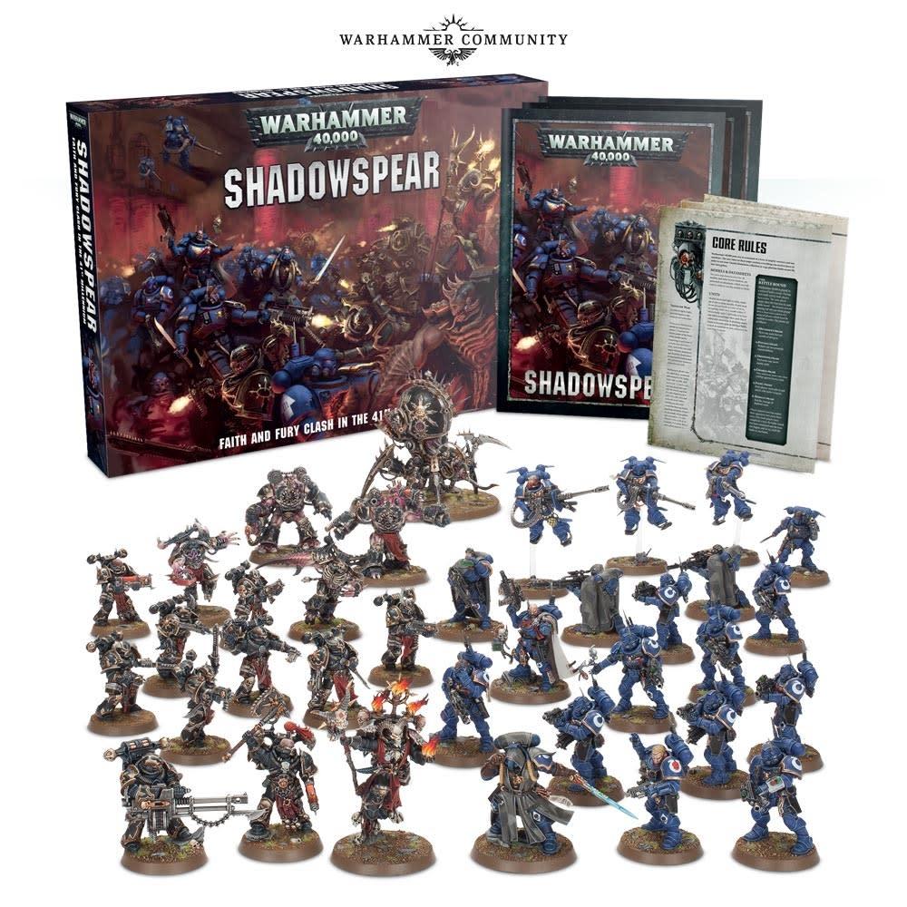 Warhammer 40k: Shadowspear (FR) (Sortie le 15 Mars)