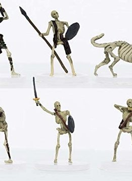 Characters of Adventure - Skeletons Set