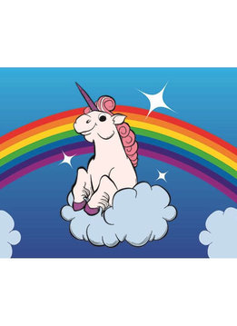 Legion Playmat Rainbow Unicorn
