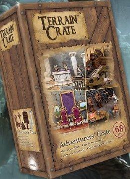 Terrain Crate - Adventurer's Crate