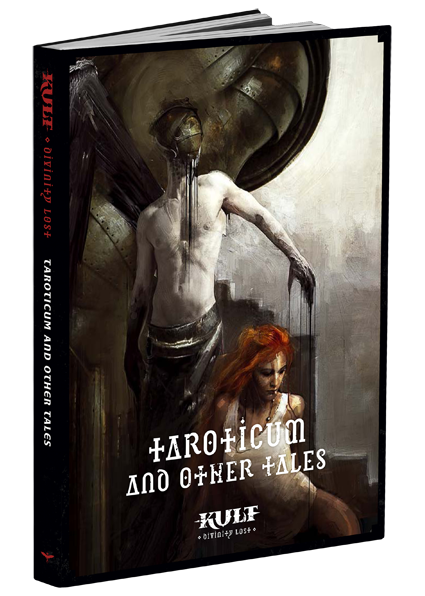 Kult RPG Taroticum and Other Tales