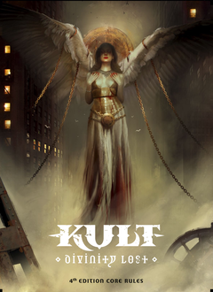 Kult RPG Divinity Lost 4th Edition