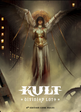 Kult RPG Divinity Lost 4th Edition