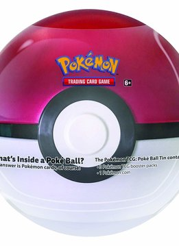 Pokeball Tin Series 2