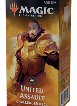 Challenger Deck 2019 - United Assault