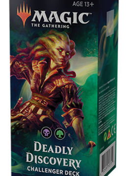 Challenger Deck 2019 - Deadly Discovery (avril 2019)