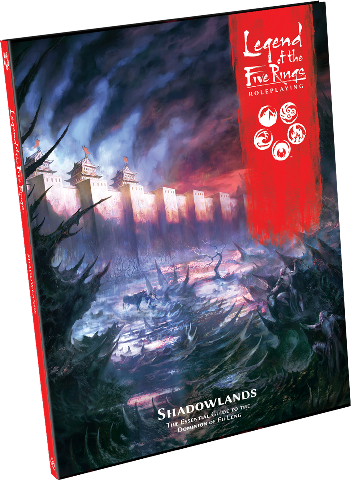 Legend of the Five Rings RPG Shadowlands