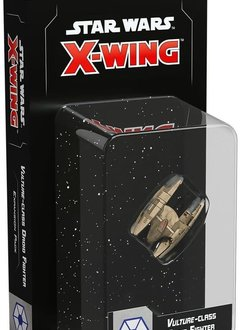 X-Wing 2E: Vulture-Class Droid Fighter Exp. Pack