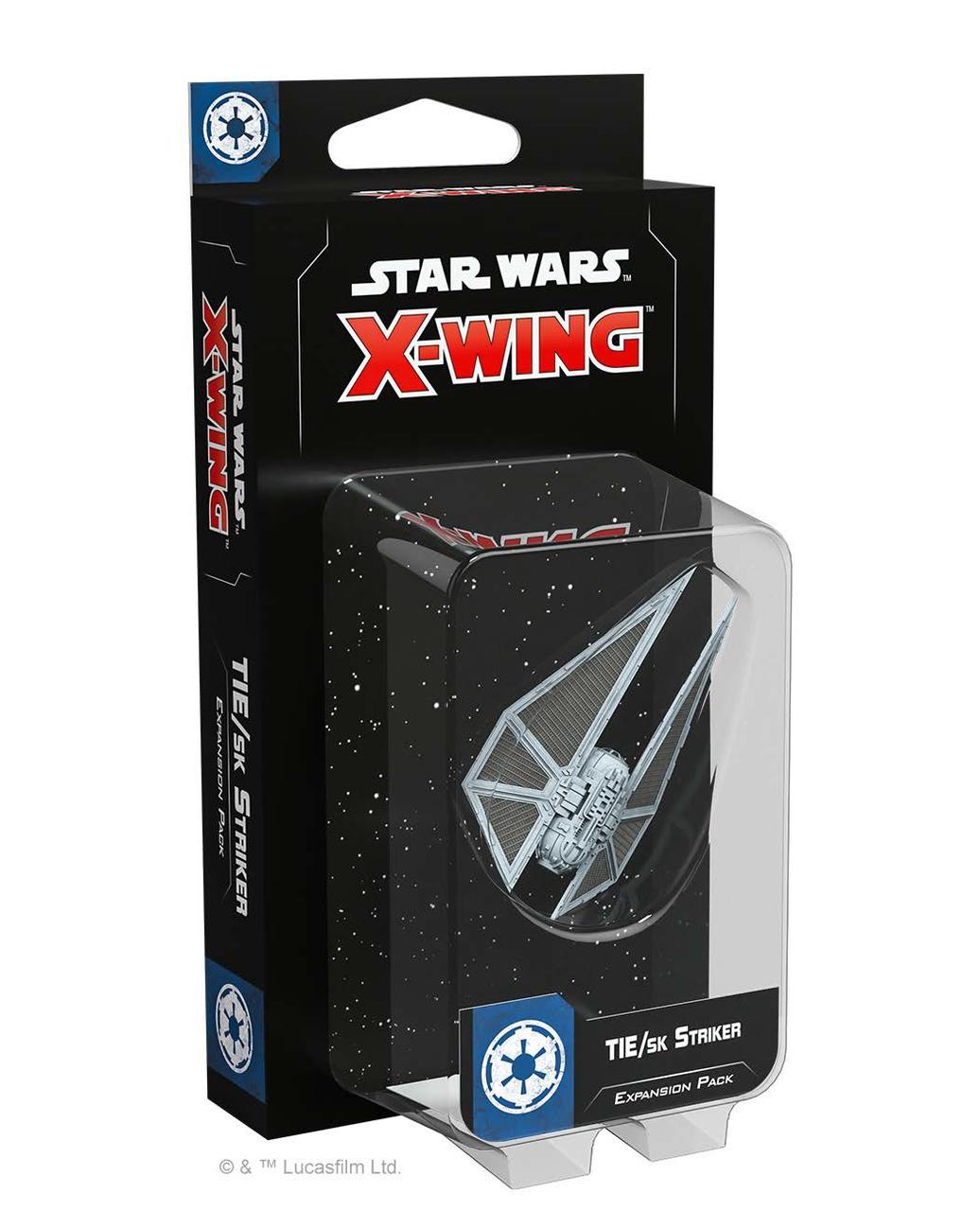 X-Wing 2E: Tie Striker Exp. Pack
