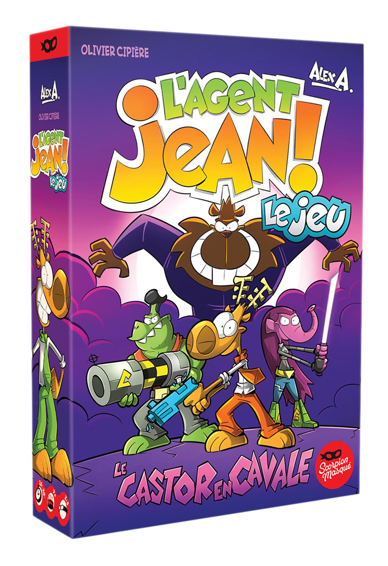 L'Agent Jean