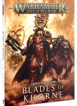 Battletome: Blades of Khorne EN 2019