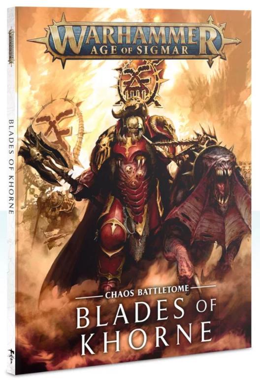 Battletome: Blades of Khorne EN 2019