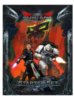 Warhammer 40k - Wrath and Glory Starter Set