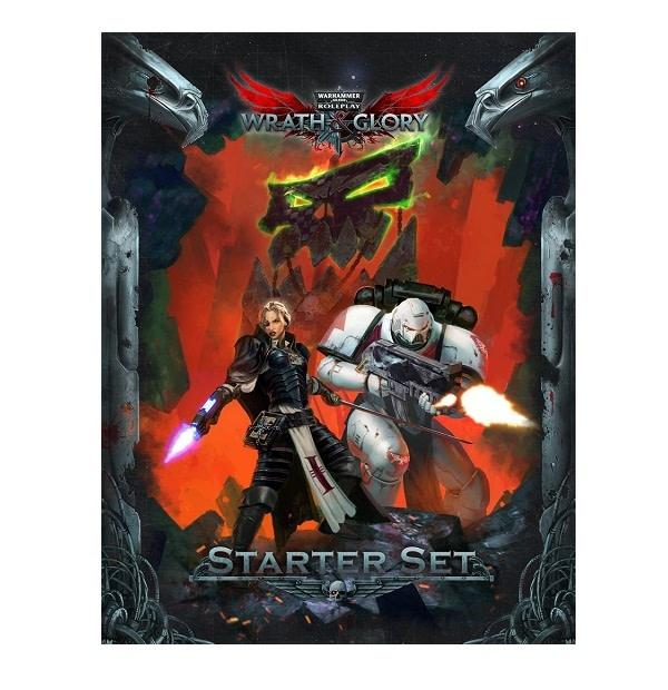 Warhammer 40k - Wrath and Glory Starter Set