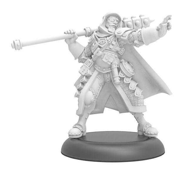 Mercenaries - Steelhead Arcanist