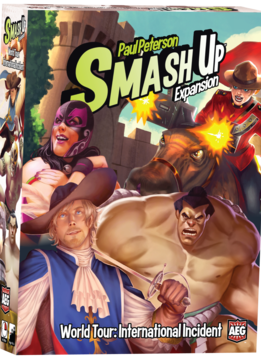 Smash Up: World Tour: International Incident