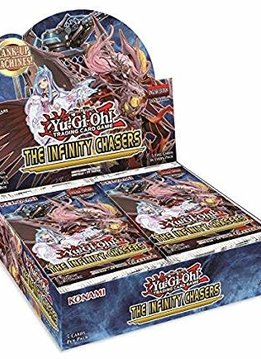 YGO Infinity Chasers Booster Box