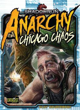 Shadowrun 5th Chicago Chaos