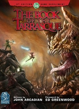 The Book of the Tarrasque (5E)