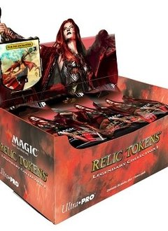 MTG Legendary Collection Relic Tokens Box