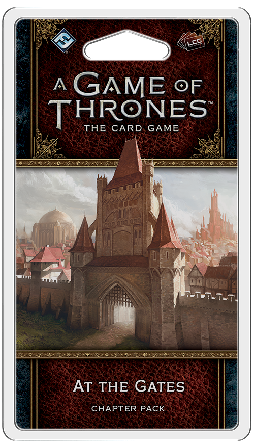 AGOT LCG - At The Gates Chapter Pack