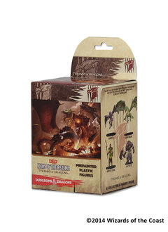 D&D Icons of the Realms - Tyranny of Dragons Booster