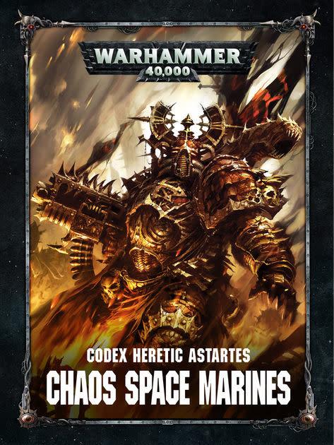 Chaos Space Marines Codex 2 (EN)