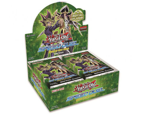 YGO - Arena of Lost Souls Booster Box