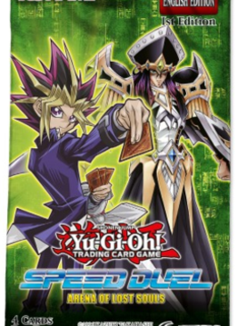 YGO - Arena of Lost Souls Booster Pack