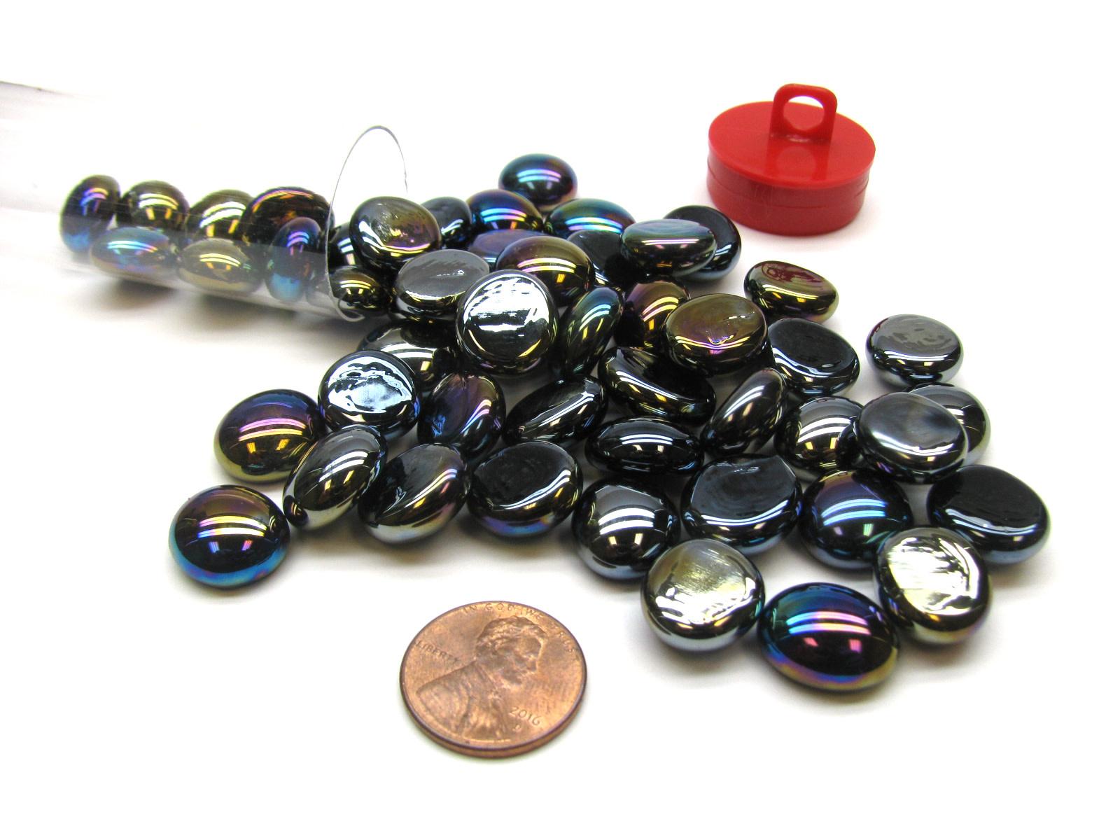Stones - Opal Black Iridized