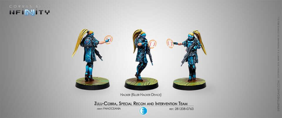 Infinity - Zulu-Cobra Special Recon & Intervention Team