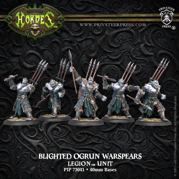 Legion of Everblight Warspears