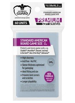 Premium Soft Sleeves Standard American board Game