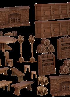 Terrain Crate - Tavern