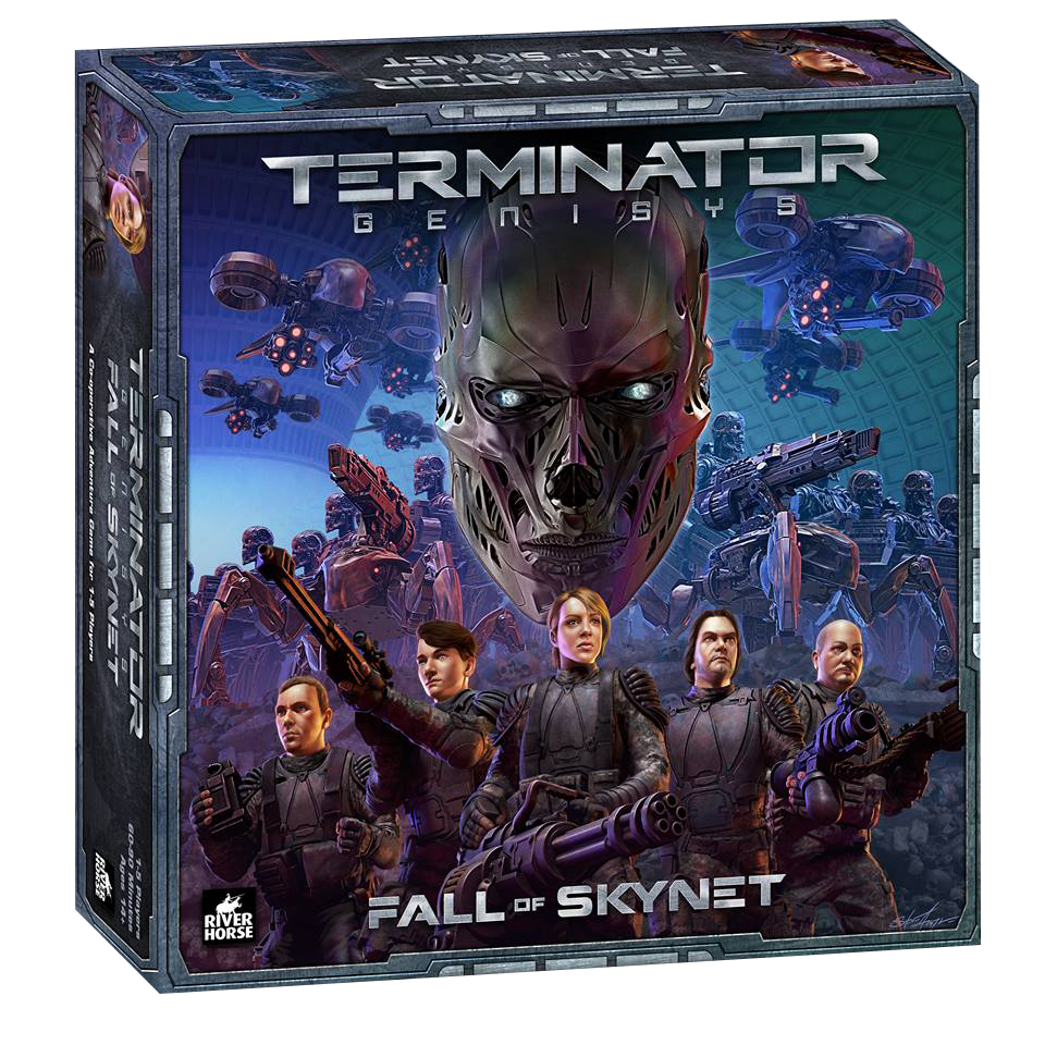 Terminator Genisys - Fall of Skynet