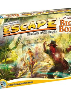 Escape Curse Of The Temple 2nd Ed. Big Box