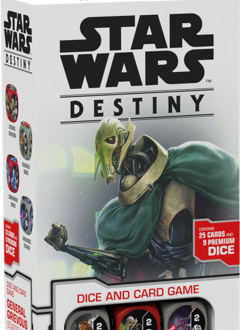 SW Destiny: General Grievous Starter Set