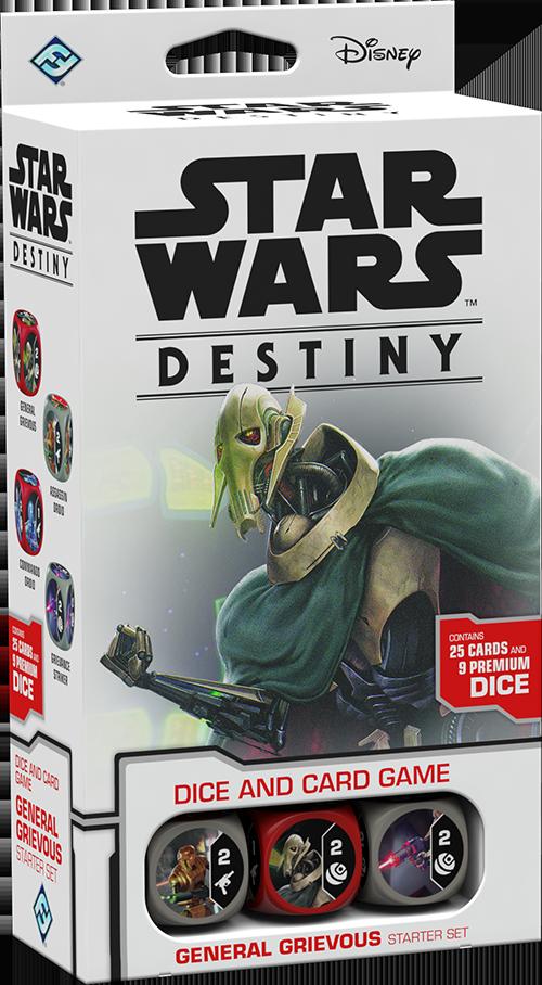 SW Destiny: General Grievous Starter Set