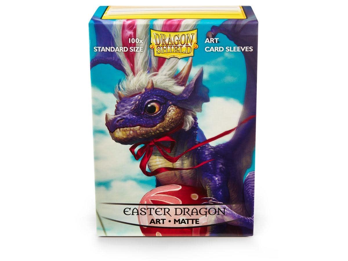 Dragon Shield Easter Dragon Sleeves