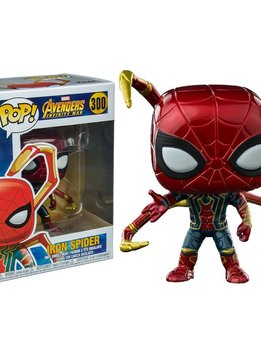 Pop! Iron Spider with Legs