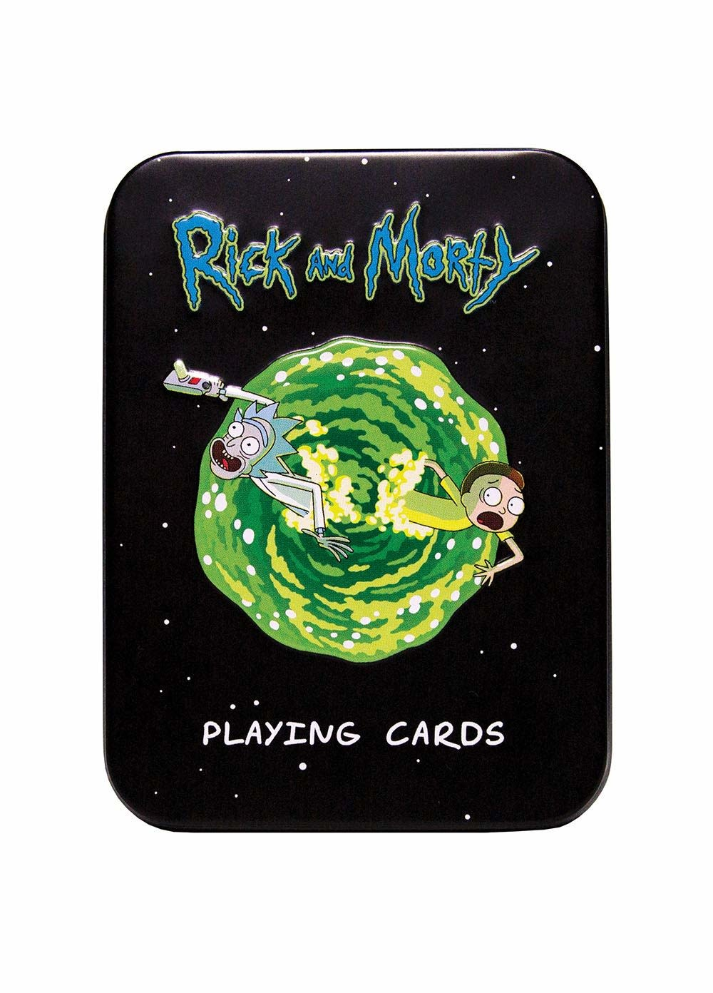 Playing Cards Rick & Morty Tin