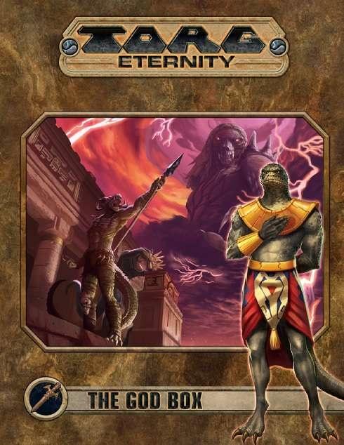 Torg Eternity: The God Box